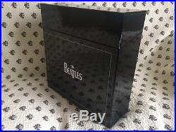 Deagostini The Beatles Vinyl Collection Storage Box SENT ROYAL MAIL SPECIAL DEL