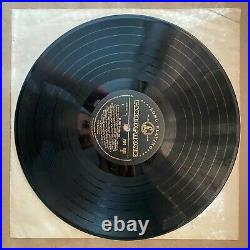 FIRST PRESS BLACK and GOLD The Beatles Please Please Me PMC 1202 Dick James