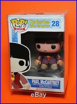 FUNKO POP ROCK THE BEATLES YELLOW SUBMARINE #28 PAUL McCARTNEYRARE RETIRED