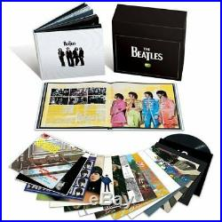 Factory-Sealed The Beatles STEREO Box Set Collection Vinyl Record LP Album