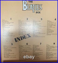 From Liverpool The Beatles Box Set 8 Vinyls LP Parlophone