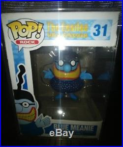 Funko POP Rocks The Beatles Yellow Submarine Blue Meanie 31, VAULTED NRMNT