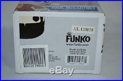 Funko Pop Rock 28 Paul McCartney The Beatles Yellow Submarine Vinyl Figure