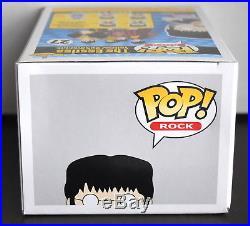 Funko Pop Rock The Beatles #27 John Lennon Vinyl Figure Toy-Yellow Submarine Box