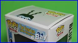 Funko Pop Rock The Beatles Yellow Submarine #31 Blue Meanie Rare Retired Vinyl