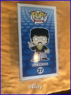 Funko Pop! Rock The Beatles Yellow SubmarineJohn Lennon Vaulted (#27)