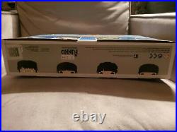 Funko Pop! Rocks! The Beatles Yellow Submarine Collector's Set withbook