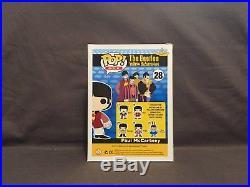 Funko Pop Rocks The Beatles Yellow Submarine Paul McCartney #28