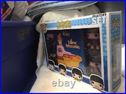 Funko Pop! The Beatles Yellow Submarine Collector's Set