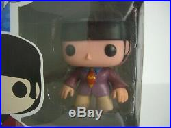 Funko Pop The Beatles Yellow Submarine Set All Are Now Vaulted