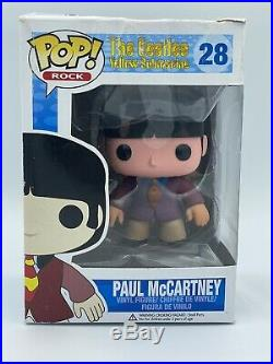 Funko Pop VAULTED The Beatles Paul McCartney Yellow Submarine GRAIL Best Price