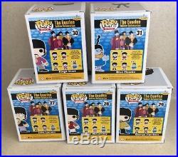 Funko Pop Vinyl Rare & Vaulted THE BEATLES Yellow Submarine Complete Set