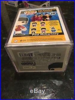 Funko Pop Vinyl The Beatles Yellow Submarine Complete Band Set