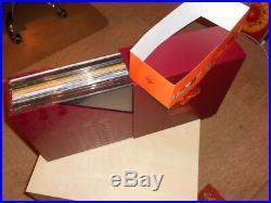 GEORGE HARRISON The Vinyl Collection 18 LP Vinyl Box 2017 NEU BEATLES