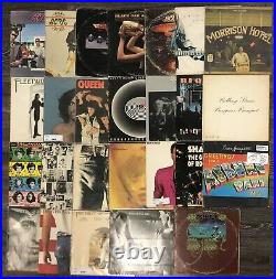 Instant Classic Rock Collection 45 Count Vinyl lot