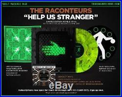 Jack White The Raconteurs Beatles Butcher Cover Parody Vinyl Lp Set Mint Rare