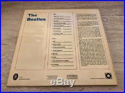 LP The Beatles VINYL 1967 Deutscher Schallplattenclub H 052 MISSPRINT COVER