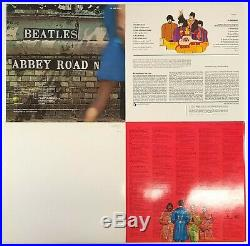 LP Vinyl 12 The Beatles Collection Box Parlophone BC13 1978 -NM- 063