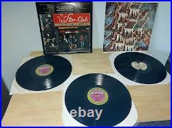 Lot of 13 Beatles LP high grade vinyl VG+