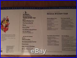 MFSL LP Magical Mystery Tour The Beatles 1981 ORIGINAL MASTER RECORDING Vinyl