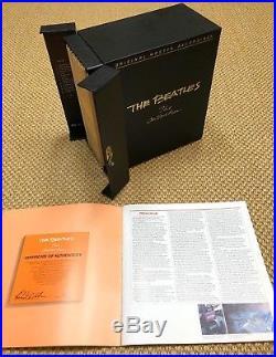 Mobile Fidelity The Beatles Collection, L. E. Vinyl Box Set. RARE