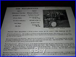 Monster Private Garage Psych Vinyl The Reflections Unique Sounds Beatles 1960's