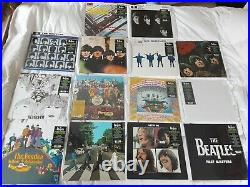 NEW SEALED The Beatles Stereo Vinyl Albums Only all Optimal pressing LP's