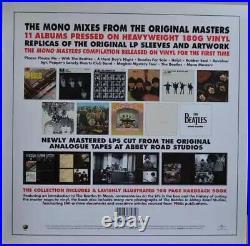 New Beatles Mono Vinyl Box Set Rare Mint Condition Rubber Soul Help! Sgt. Pepper