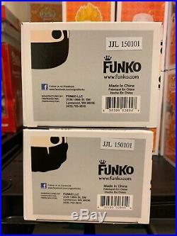 New Funko POP! Rock The Beatles George Harrison #29 & Ringo Starr #30 Set Vinyl