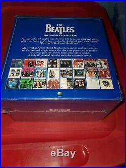 New The Beatles The Singles Collection (23 x 7 180 Gram) Vinyl Singles Box Set