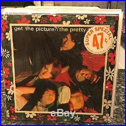 OG MONO The Pretty Things Get the Picture Vinyl Kinks Who Byrds Beatles NM UK