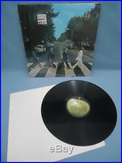 Original Vintage Vinyl LP The Beatles Abbey Road 1969 US Press Apple SO-383