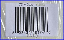 Paul McCartney III 333 Regrind Edition Vinyl + Matching Yellow Dice Box Set