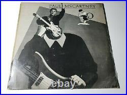 Paul McCartney Once Upon A Long Ago Brazil Promo 12 Vinyl Single The Beatles