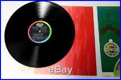 Paul McCartney THE BEATLES Signed Autograph Sgt. Pepper's. Album Vinyl LP