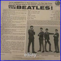 RARE Meet the Beatles! Vinyl