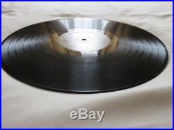 RARE THE BEATLES PLEASE PLEASE ME 1st Pressing Gold Label Mono Vinyl LP