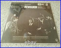REVOLVER, The Beatles, SEALED RARE ST 8-2576, Full Stereo, Capitol & EMI Records