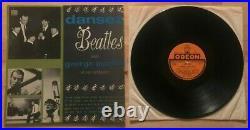 Rare French Lp The Beatles Odeon Osx 227 Dansez Beatles Avec George Martin