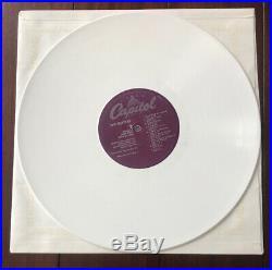 Rare The Beatles White Album White Vinyl Limited Edition NM All