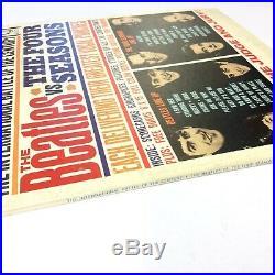 Rare'The Beatles vs The Four Seasons' 1962 Mono Double Vinyl LP EX-/VG+/VG Nice