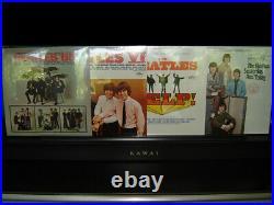 Rarest New Beatles Platinum 16 Plus Two Vinyl Lp Box Set Capitol Data Promo 1982