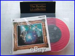 Red Vinyl / The Beatles E. P. Collection Box / 7inch Un-played