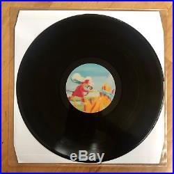 Rushes'The Fireman' Hologram Promo Vinyl Rare Paul McCartney (Beatles) Project