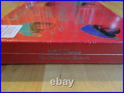 SEALED BEATLES CHRISTMAS XMAS RECORDS SINGLES BOX SET Ltd Edition DELETED VINYL