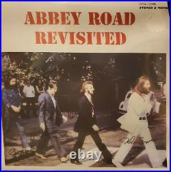 SEALED The Beatles Abbey Road Revisited Colored Splatter Vinyl LP DHTA 1721995