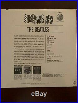 STILL SEALED The Beatles Something New Capitol ST-2108 (STEREO) 1964