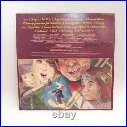 Scouse the Mouse Vinyl Beatles Ringo Starr Adam Faith 1977 Polydor Stereo LP