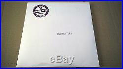 Sealed The Beatles White Album Limited Edition White Vinyl Discs