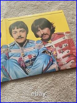 Sgt. Pepper's Lonely Hearts Club Band Mono Vinyl LP The Beatles 180g 2014
